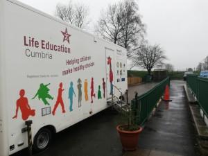 Life Education Bus