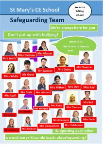 safeguarding poster updates 2017